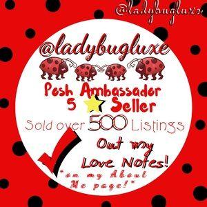 Welcome to the Ladybug Luxe! Posh Ambassador! 5 ⭐️